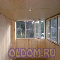 Пристрой к деревянному дому из бруса своими